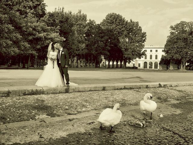 Il matrimonio di Erica e Omar a Verona, Verona 1