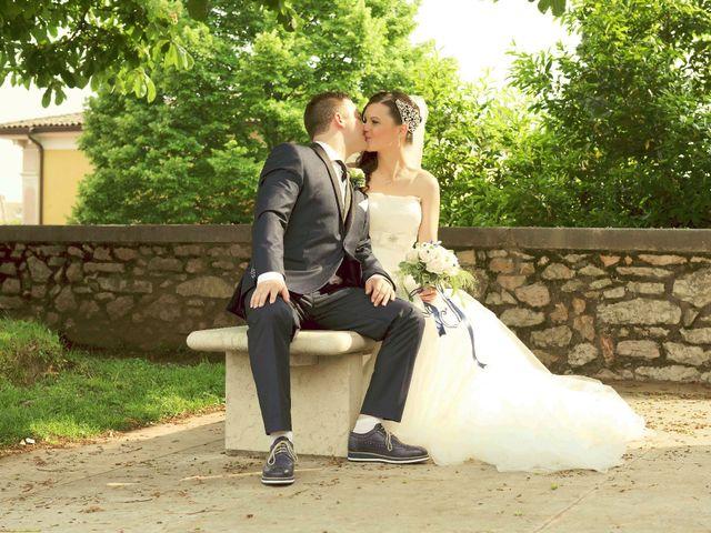 Il matrimonio di Erica e Omar a Verona, Verona 2