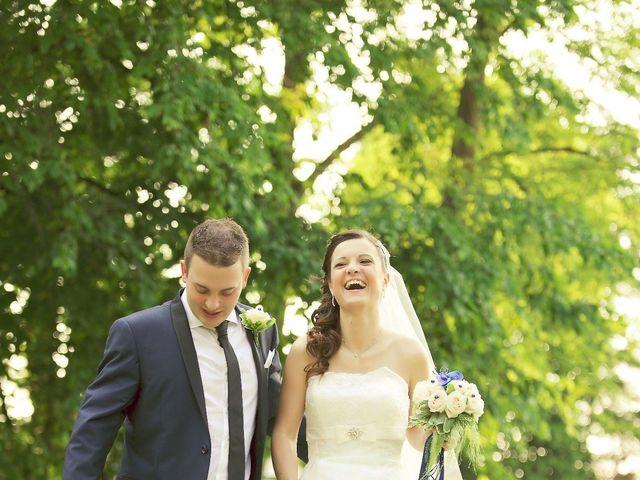Il matrimonio di Erica e Omar a Verona, Verona 6