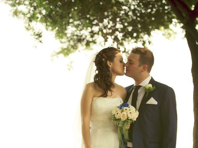 Il matrimonio di Erica e Omar a Verona, Verona 7