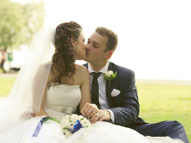 Il matrimonio di Erica e Omar a Verona, Verona 8