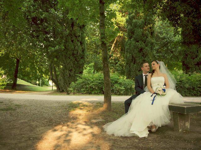 Il matrimonio di Erica e Omar a Verona, Verona 11