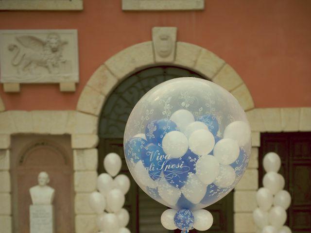 Il matrimonio di Erica e Omar a Verona, Verona 12