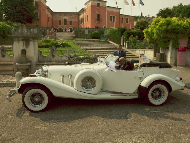 Il matrimonio di Erica e Omar a Verona, Verona 14