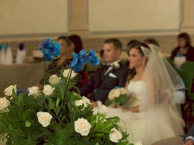 Il matrimonio di Erica e Omar a Verona, Verona 15