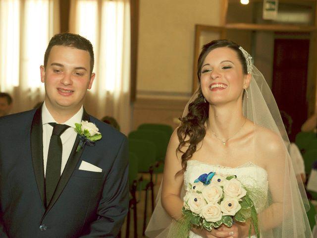 Il matrimonio di Erica e Omar a Verona, Verona 16