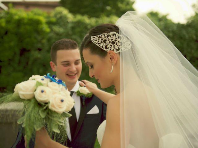 Il matrimonio di Erica e Omar a Verona, Verona 17