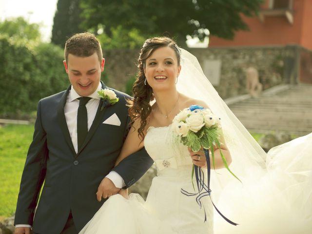 Il matrimonio di Erica e Omar a Verona, Verona 18