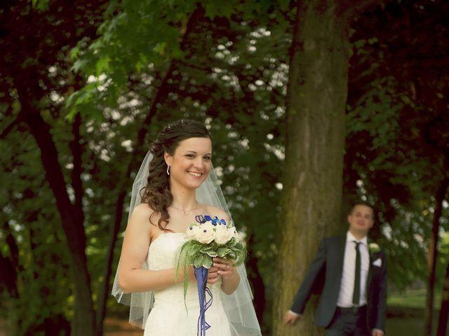 Il matrimonio di Erica e Omar a Verona, Verona 19