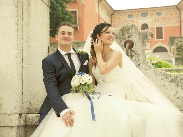 Il matrimonio di Erica e Omar a Verona, Verona 27