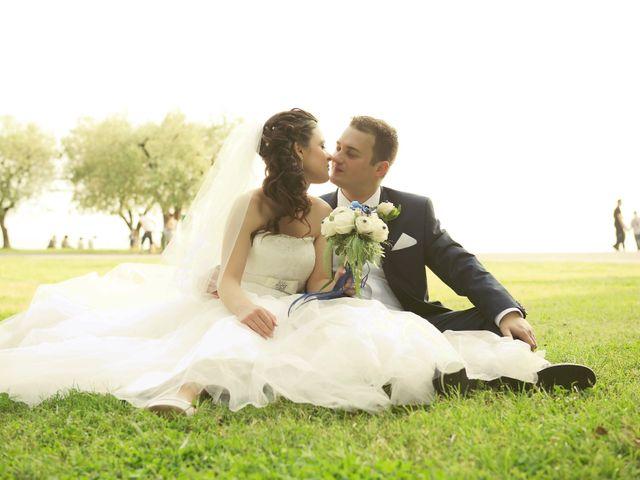 Il matrimonio di Erica e Omar a Verona, Verona 30