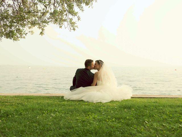 Il matrimonio di Erica e Omar a Verona, Verona 32