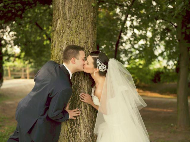 Il matrimonio di Erica e Omar a Verona, Verona 33