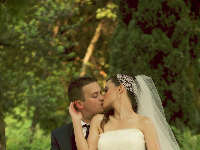 Il matrimonio di Erica e Omar a Verona, Verona 34