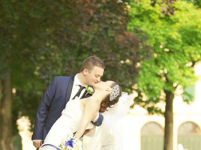 Il matrimonio di Erica e Omar a Verona, Verona 43