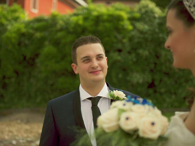 Il matrimonio di Erica e Omar a Verona, Verona 46