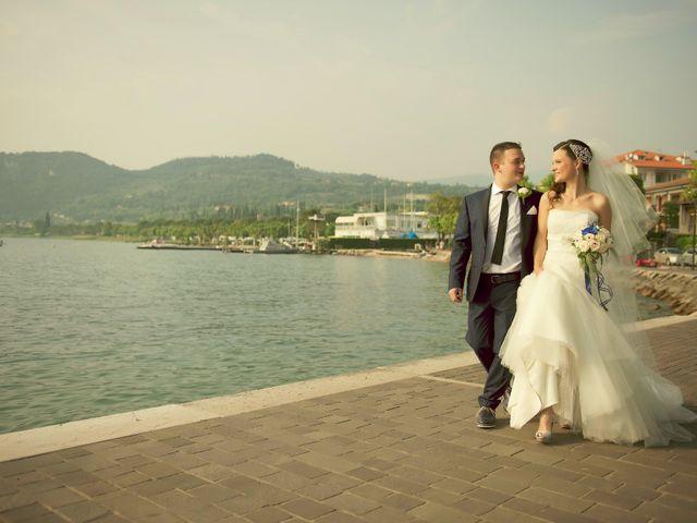Il matrimonio di Erica e Omar a Verona, Verona 47