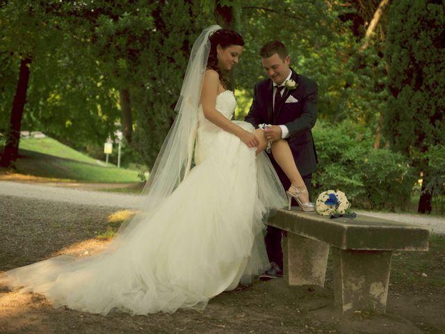 Il matrimonio di Erica e Omar a Verona, Verona 49