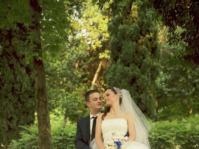 Il matrimonio di Erica e Omar a Verona, Verona 53