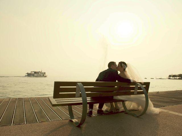 Il matrimonio di Erica e Omar a Verona, Verona 54