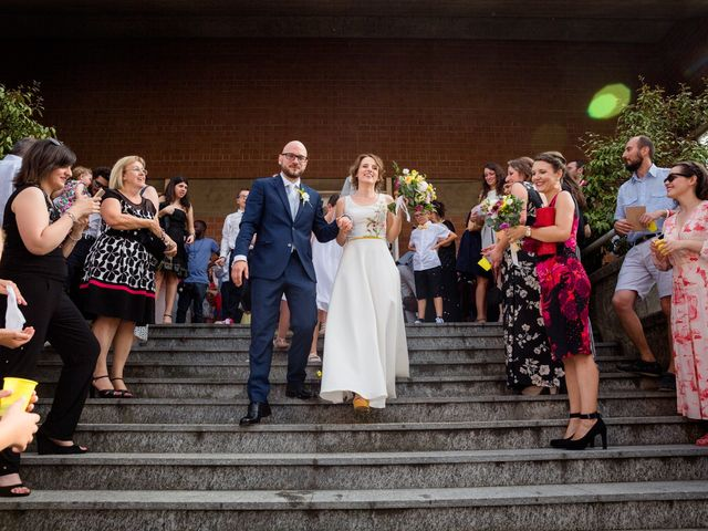 Il matrimonio di Fabio e Giulia a Piacenza, Piacenza 32