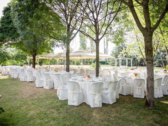 Il matrimonio di Fabio e Giulia a Piacenza, Piacenza 57