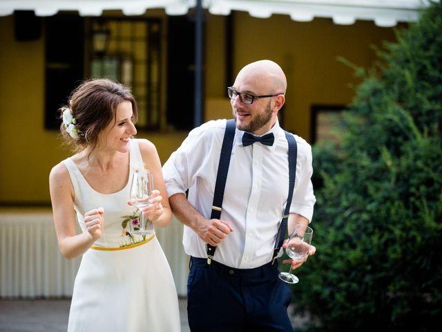 Il matrimonio di Fabio e Giulia a Piacenza, Piacenza 59