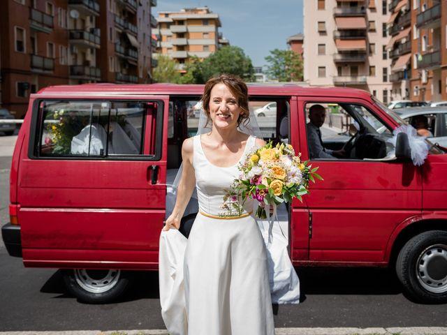 Il matrimonio di Fabio e Giulia a Piacenza, Piacenza 61