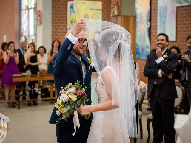 Il matrimonio di Fabio e Giulia a Piacenza, Piacenza 70