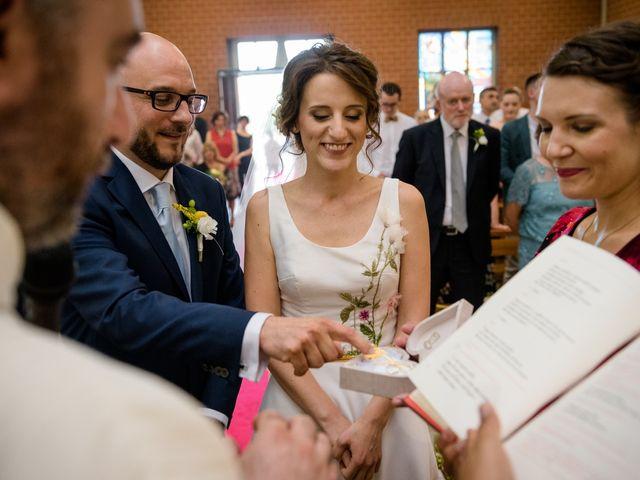 Il matrimonio di Fabio e Giulia a Piacenza, Piacenza 75