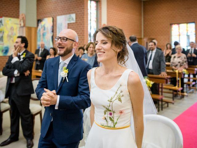 Il matrimonio di Fabio e Giulia a Piacenza, Piacenza 76