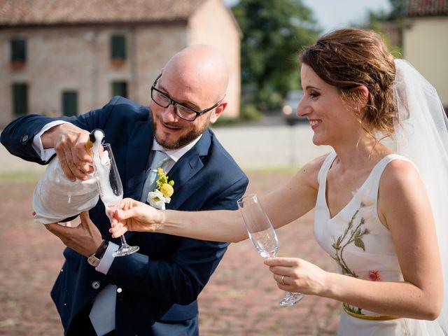 Il matrimonio di Fabio e Giulia a Piacenza, Piacenza 84