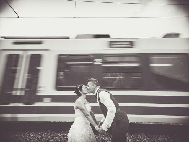 le nozze di Ramona e Filippo