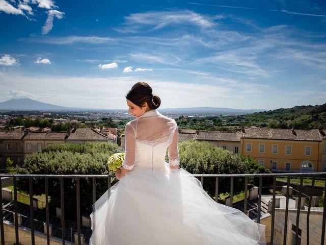 Il matrimonio di Luca e Rossella a Caserta, Caserta 11