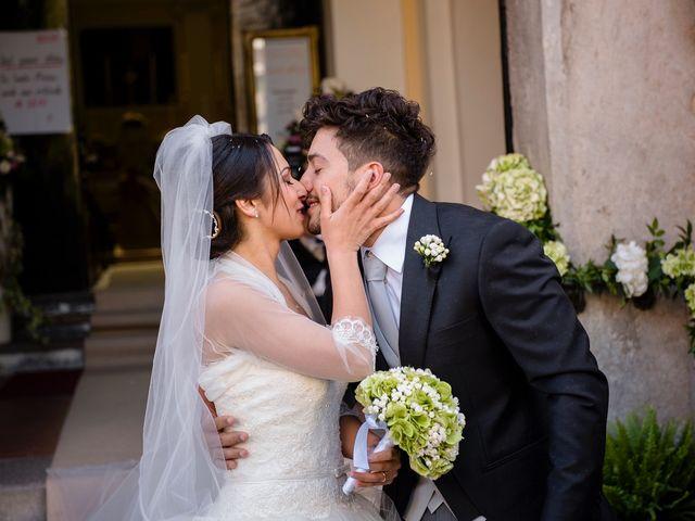 Il matrimonio di Luca e Rossella a Caserta, Caserta 13