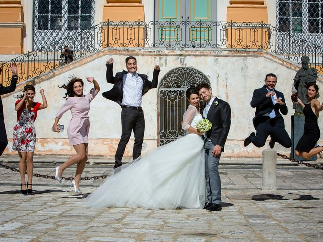 Il matrimonio di Luca e Rossella a Caserta, Caserta 25