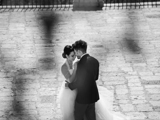 Il matrimonio di Luca e Rossella a Caserta, Caserta 33