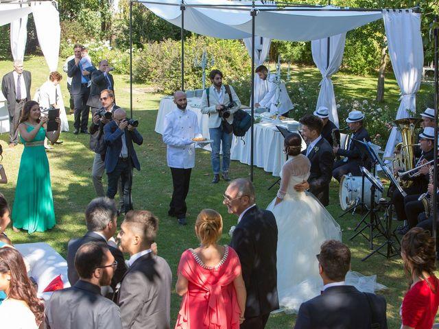 Il matrimonio di Luca e Rossella a Caserta, Caserta 98