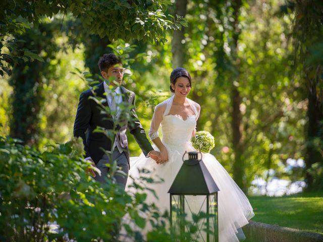 Il matrimonio di Luca e Rossella a Caserta, Caserta 143