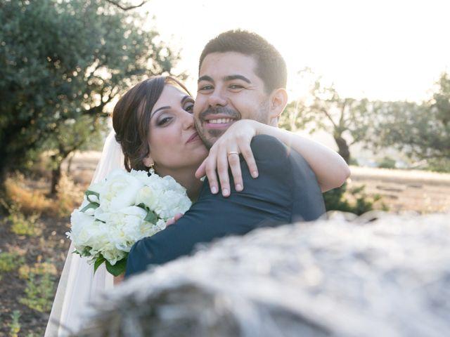le nozze di Maria Francesca e Alessio