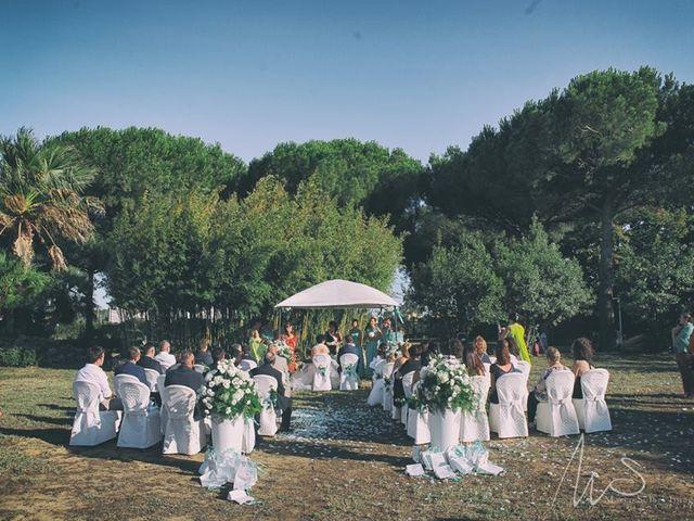Il matrimonio di Claudio e Eliana a Porto Santo Stefano, Grosseto 2