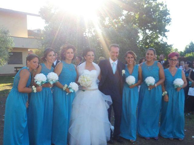 Il matrimonio di Claudio e Eliana a Porto Santo Stefano, Grosseto 9