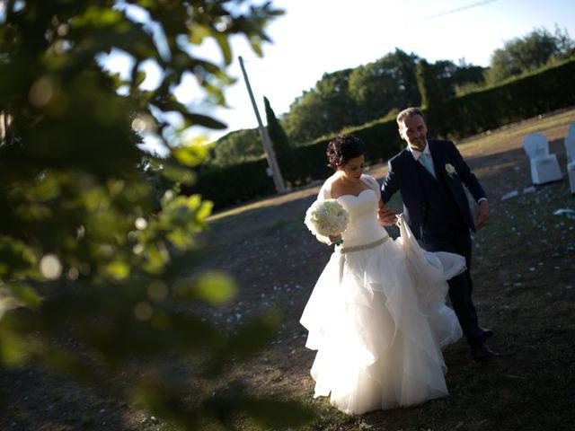 Il matrimonio di Claudio e Eliana a Porto Santo Stefano, Grosseto 14