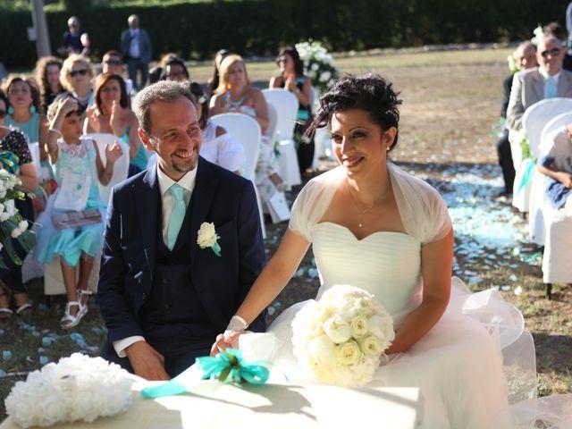 Il matrimonio di Claudio e Eliana a Porto Santo Stefano, Grosseto 20
