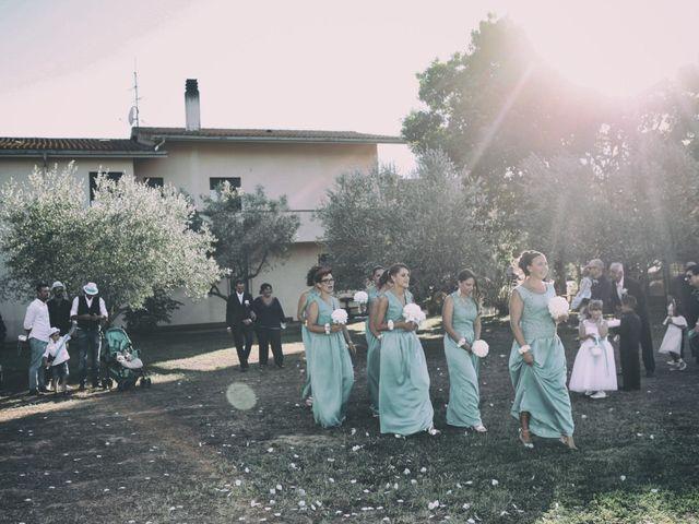 Il matrimonio di Claudio e Eliana a Porto Santo Stefano, Grosseto 22