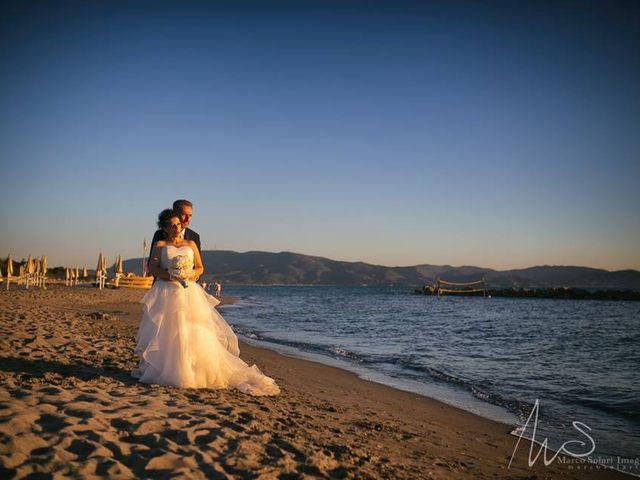 Il matrimonio di Claudio e Eliana a Porto Santo Stefano, Grosseto 26
