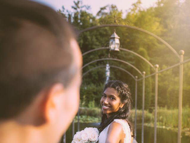 Il matrimonio di Fabio e Nitya a Gandosso, Bergamo 3