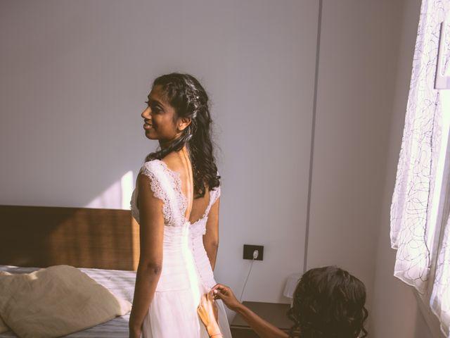 Il matrimonio di Fabio e Nitya a Gandosso, Bergamo 5