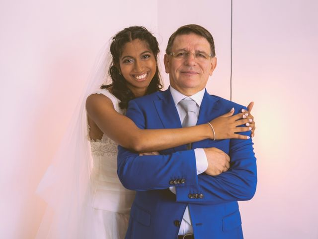 Il matrimonio di Fabio e Nitya a Gandosso, Bergamo 1