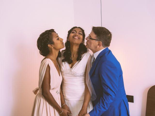 Il matrimonio di Fabio e Nitya a Gandosso, Bergamo 2